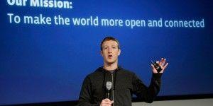 Facebook busca llevar Internet gratis a 100 países