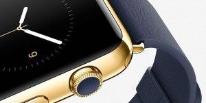 Apple Watch de oro costaría hasta 155 mil pesos