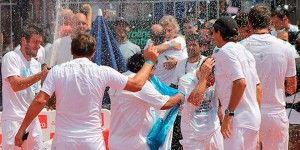 Argentina vence a Brasil en Copa Davis