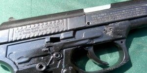 Canjean 824 armas en Iztapalapa