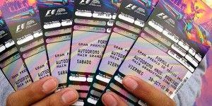 Reventa para GP de México supera los 74 mil pesos