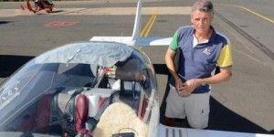 Se cae aeronave de empresario