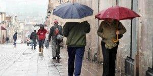 Prevén lluvias muy fuertes en Tabasco y Chiapas