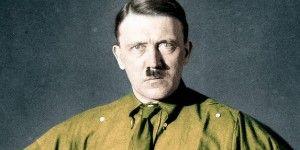 Subastan objetos de Hitler en EE.UU.