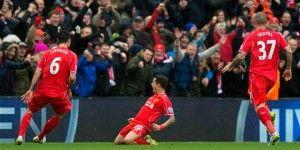 Liverpool tumba al Manchester City