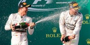 Hamilton gana GP de Australia