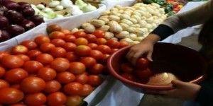 El alza de los productos del tianguis en febrero