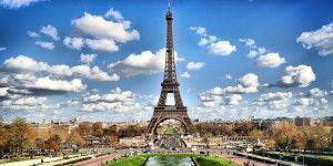 La Torre Eiffel iba a estar en Barcelona