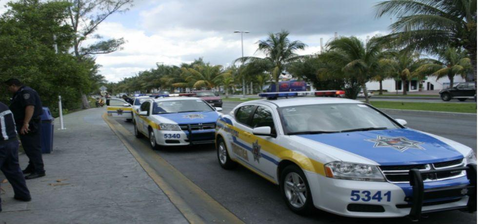 Policía de Tránsito de Cancún