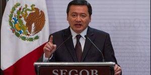 Estrategia de seguridad en Tamaulipas está funcionando: Osorio Chong