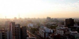 Radiación ultravioleta muy alta en el Valle de México