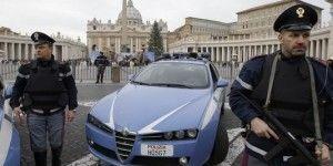 Islamistas detenidos planeaban atacar al Vaticano