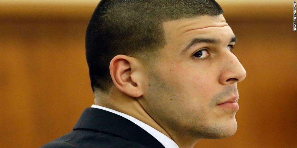 Aaron Hernández culpable de asesinato