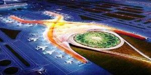 Avances del Nuevo Aeropuerto de la Ciudad de México