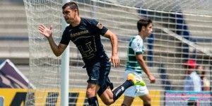 Pumas vence a Santos en CU