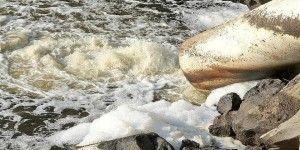Clausura Profepa 31 empresas por contaminación de Río Lerma