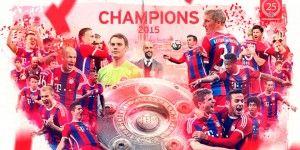 Bayern Munich campeón