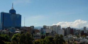 Reportan buena calidad del aire en el Valle de México