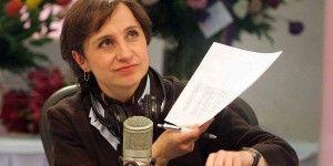 Hackean portal de Carmen Aristegui
