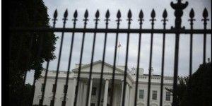 Encuentran paquete sospechoso cerca de Casa Blanca