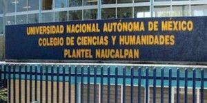 Balean a estudiantes del CCH Naucalpan