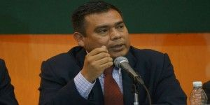 David Cienfuegos asume el gobierno interino de Guerrero