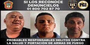 Detienen a supuesto jefe de plaza de Familia Michoacana