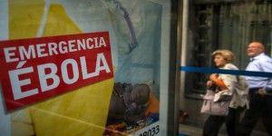 Ébola sigue siendo emergencia: OMS