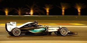 Hamilton logra pole en Bahrein