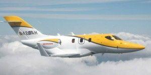 HondaJet realiza su primer vuelo