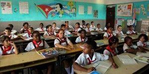 Solo Cuba cumplió objetivos de Educación: UNESCO