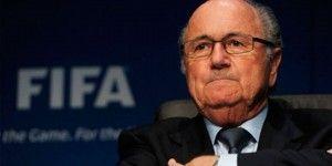 Advierten que patrocinadores dejarían FIFA si Blatter se mantiene