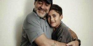 Video: Maradona se disculpa con niño