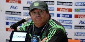 Miguel Herrera no podrá dirigir hasta 2016
