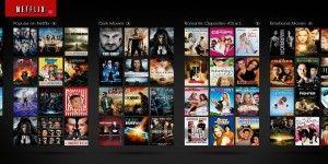 Netflix permitiría ver su contenido sin internet