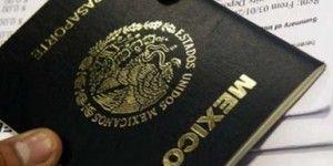 Este es el valor del pasaporte mexicano en el mundo