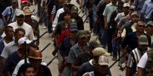 Liberan a 34 policías comunitarios en Guerrero