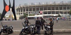 Manifestaciones y futbol causarán afectaciones viales en el D.F.