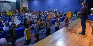 Protestan contra candidatos priístas en el ITESO