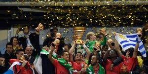 PSG campeón de la Copa de la Liga