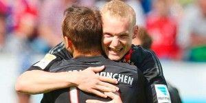 Pese a las bajas, Bayern ganó al Hoffenheim