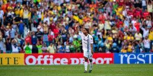 Ronaldinho conquista el Azteca