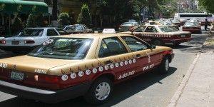 Taxistas bloquearán el D.F. en contra de Uber