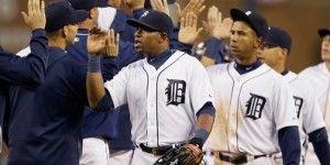 Detroit impone nueva marca de más entradas sin recibir carrera