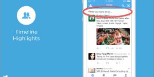 Twitter presenta nuevo servicio que resume tu timeline