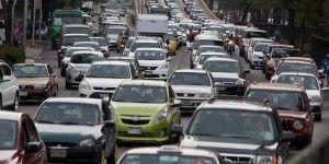 CDMX, la segunda con el peor tráfico en el mundo