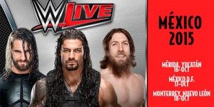 Regresa la WWE a México