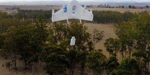 Google desarrollará aviones sin piloto para vuelos comerciales