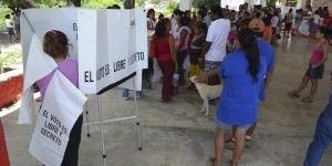Mexicanos votaron contra la violencia, intolerancia e impunidad: Osorio Chong