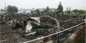 Arrestan al personal de casa de ancianos que se incendió en China